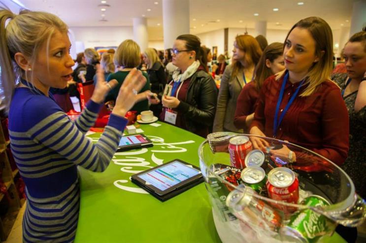 Coca-Cola will make a return to Blogfest