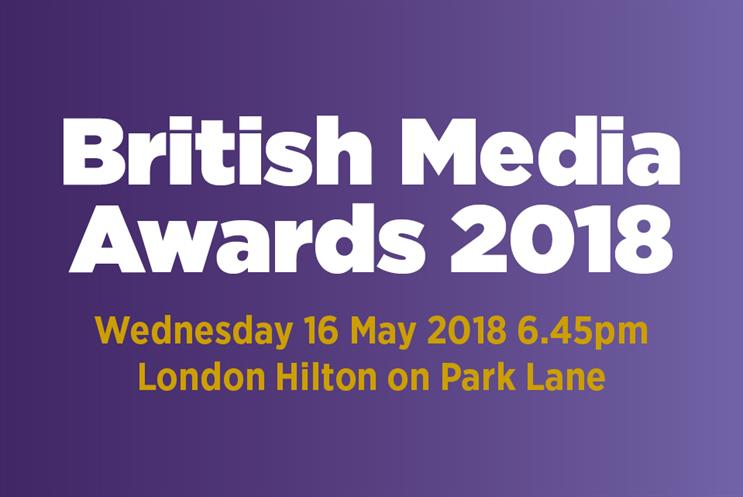 British Media Awards 2018: WINNERS