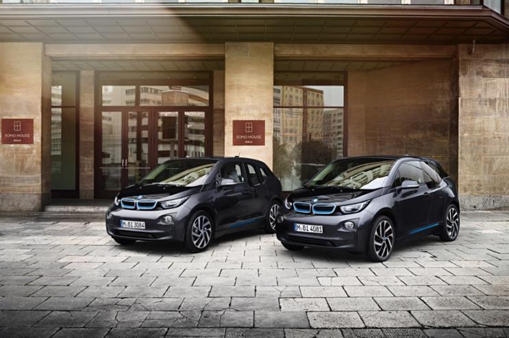 BMW announces cultural partnership with Soho House