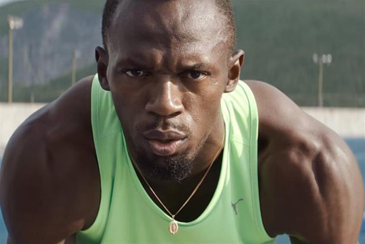 Usain Bolt: has won Olympic gold medals in 100m and 200m for the third time in Rio