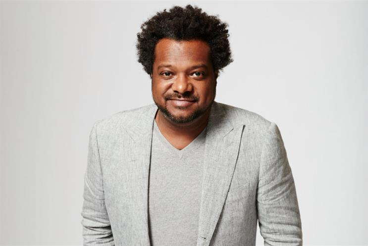 Bonin Bough: the former Mondelez media boss is moving into start-ups and small business