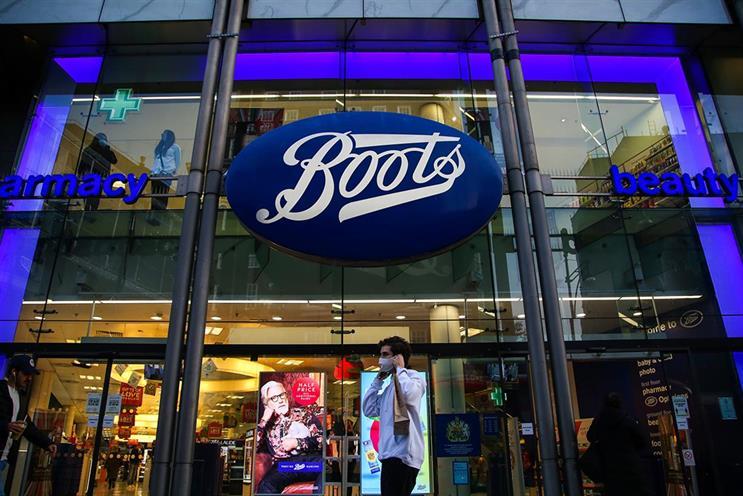 Boots: User Conversion client