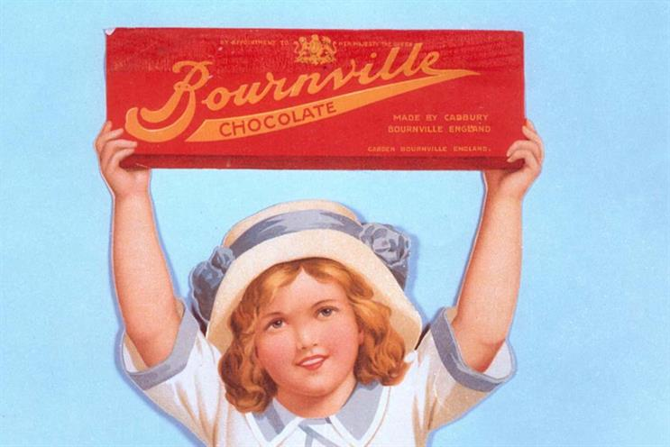 Bournville: Mondelez is manufacturing visors