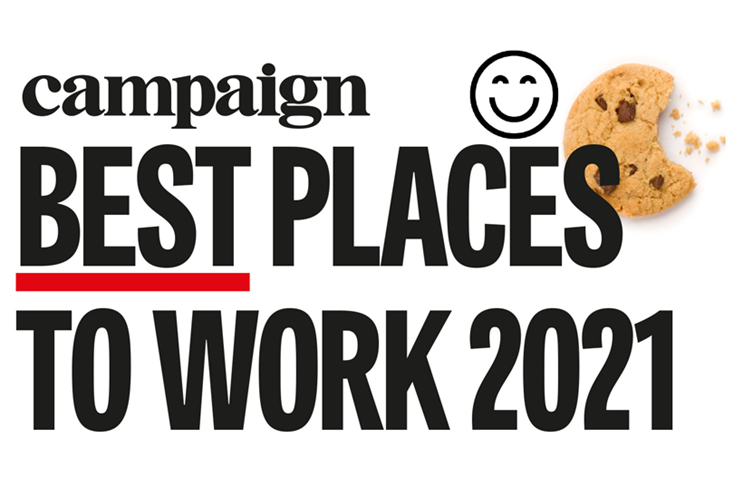 Campaign Best Places to Work 2021