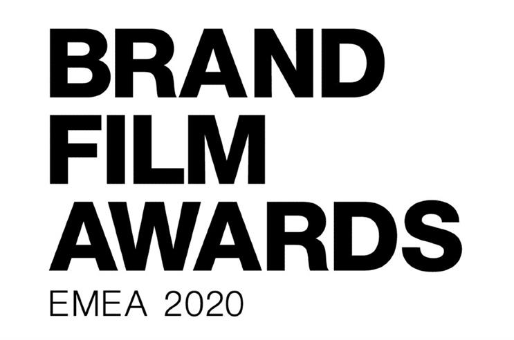 Brand Film Awards EMEA: winners to be revealed