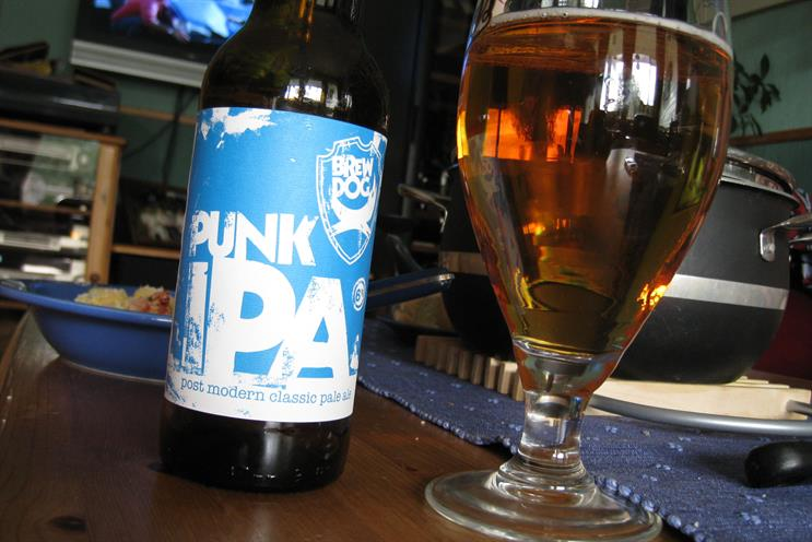 BrewDog hunts for brand activation agency