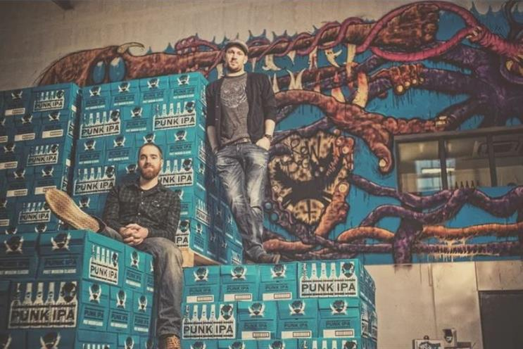 Stonewall joins calls for BrewDog to pull ad 'mocking' transsexuals and homeless