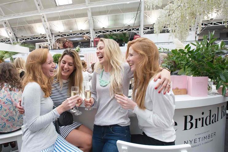 'Brides' has appointed Haymarket to deliver luxury bridal show