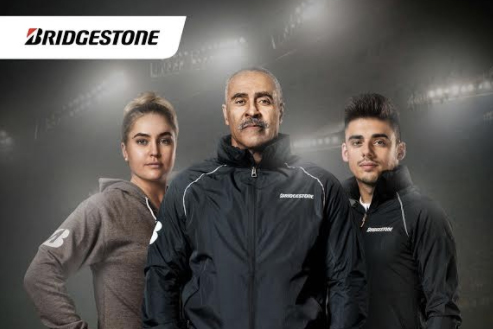 Bridgestone: brand ambassadors include Charley Hull, Daley Thompson and Chris Mears
