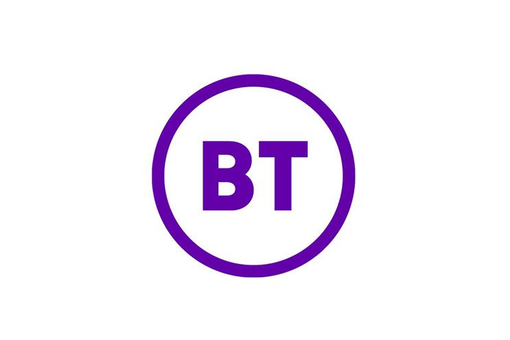 BT: new logo