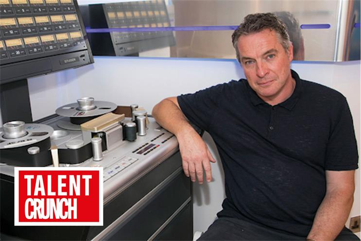 Paul Burke on adland's 'talent crunch'