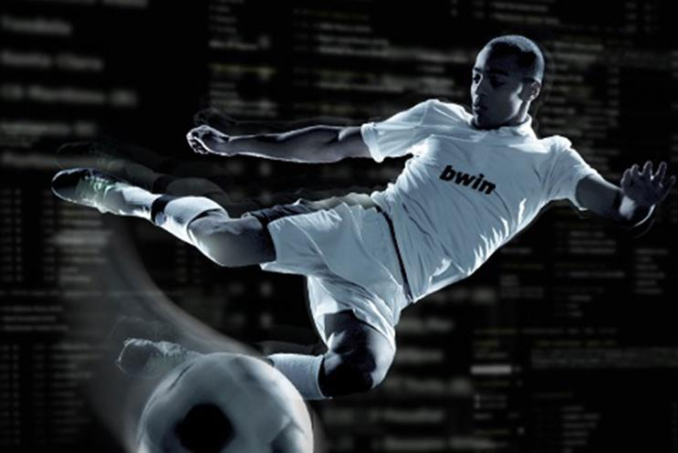 Bwin: is working with BBH Sport