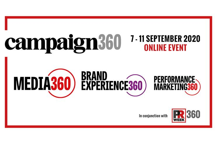 Campaign 360: virtual event to bring industry together