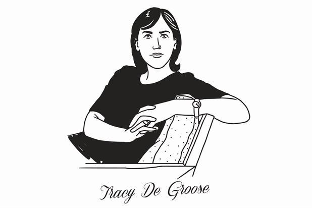 Tracy De Groose: chief executive officer, Dentsu Aegis Network