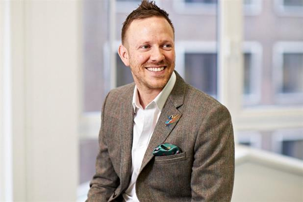 Nigel Clarkson: becomes managing director at Weve