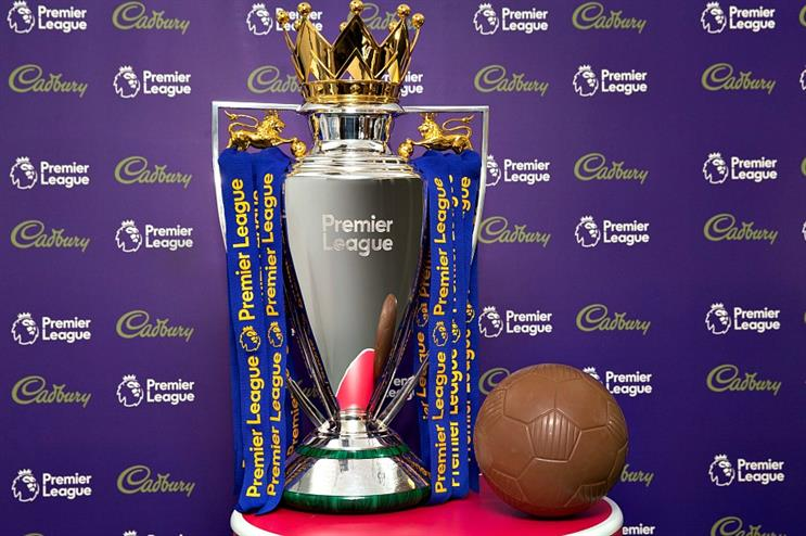 MKTG will be the lead agency activating Cadbury's partnership with the Premier League