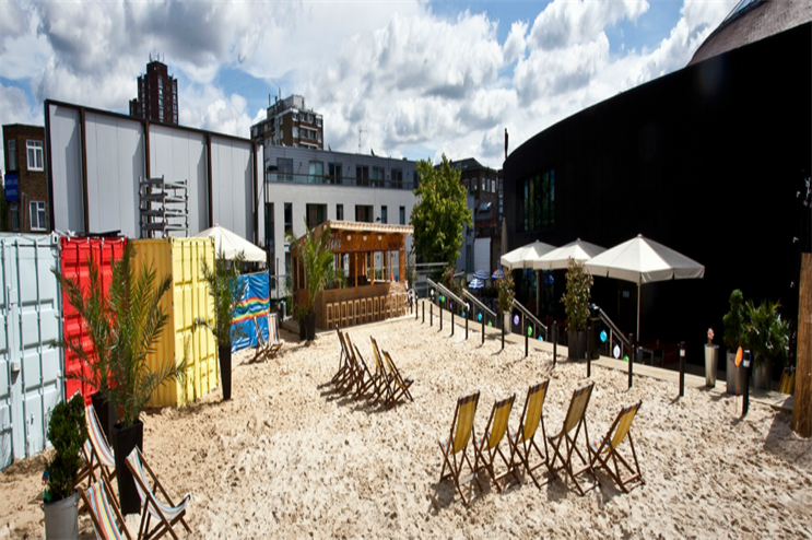 Brands to activate at Camden Beach