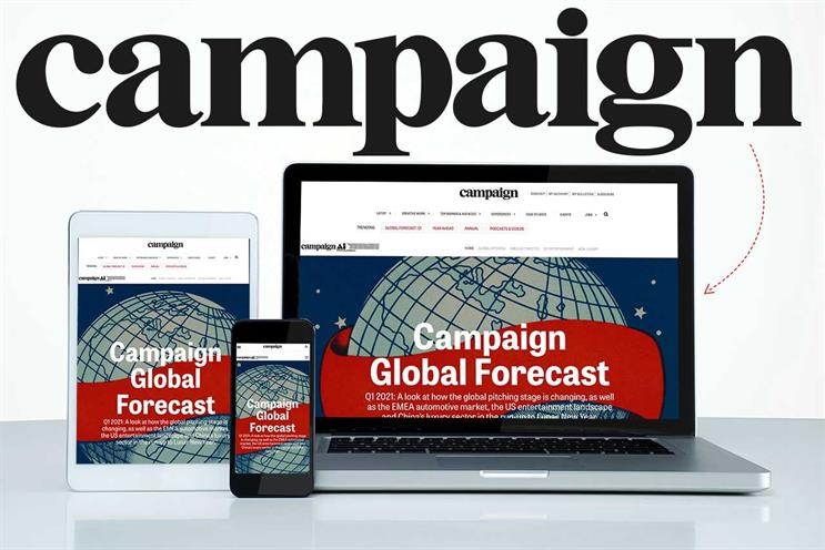Campaign: Knowledge content includes quarterly Global Forecast