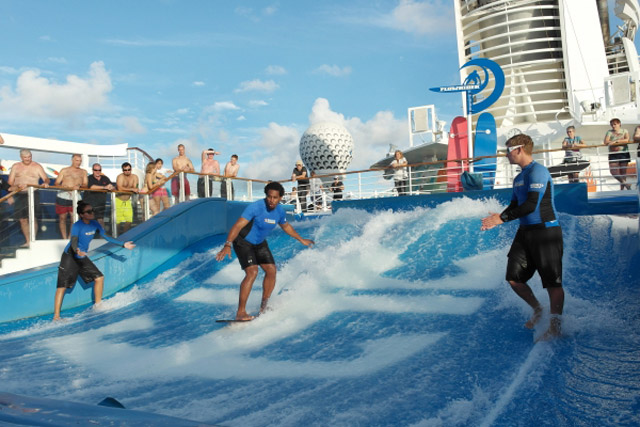 Royal Caribbean: cruise company appoints Holler to its social media business