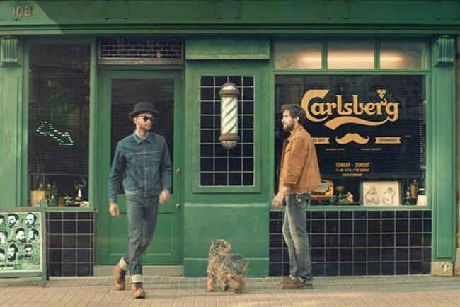 Carlsberg: appointed Initiative to global media