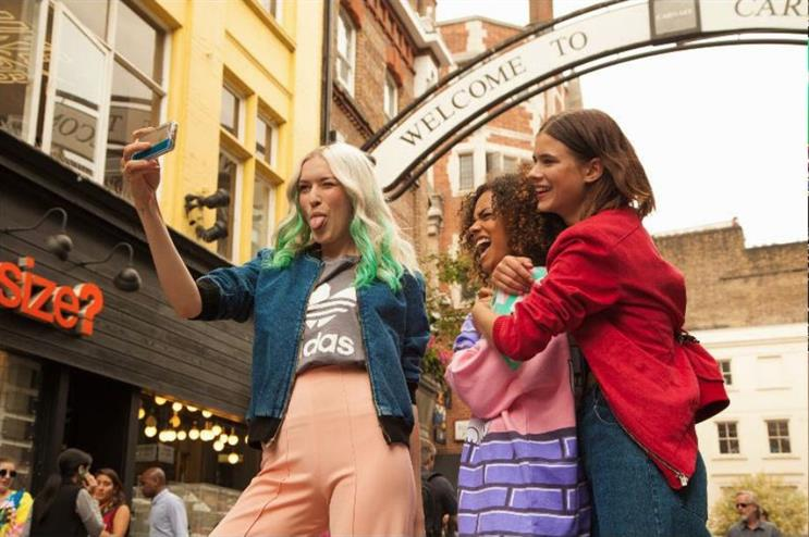 Carnaby will host a launch party to celebrate the partnership
