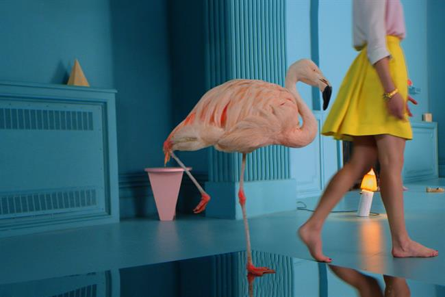Chambord: Wieden & Kennedy created the brand's 'Because no reason' campaign in 2014