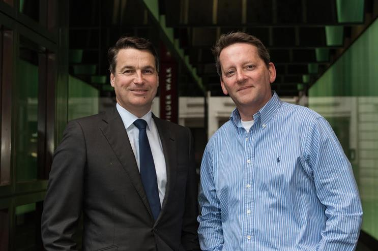 Partnership: Charles Fallon and Ian Priest