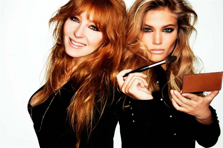 Charlotte Tilbury: department store pop-up