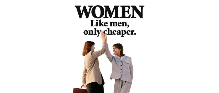 Talk is cheap, but the cost of the gender pay gap isn't