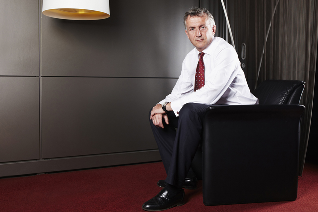 HSBC: global head of marketing and corporate sustainability Chris Clark