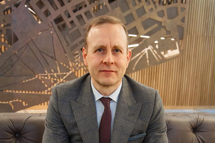 Chris Hirst takes on global creative remit at Havas