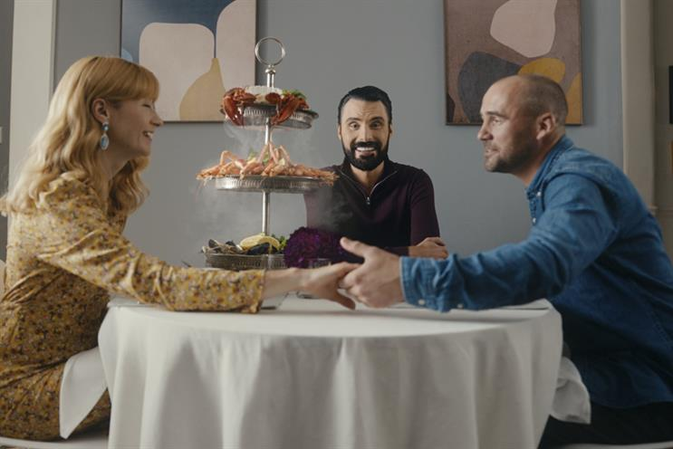 Cinch: Rylan Clark-Neal stars in VCCP's debut campaign for the brand
