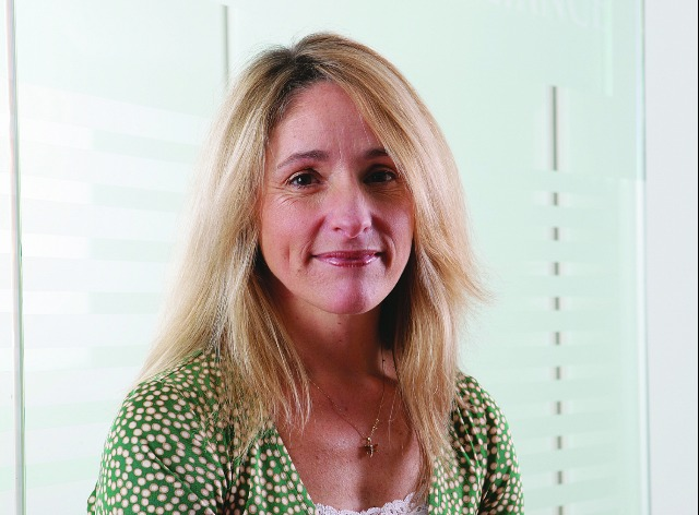 Clare Salmon is to leave Royal London