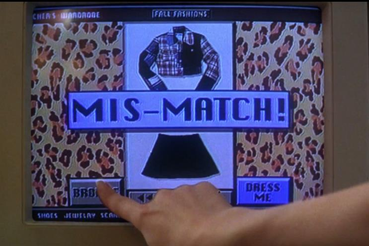 Why retailers should mimic the magic of Cher's 'Clueless' closet