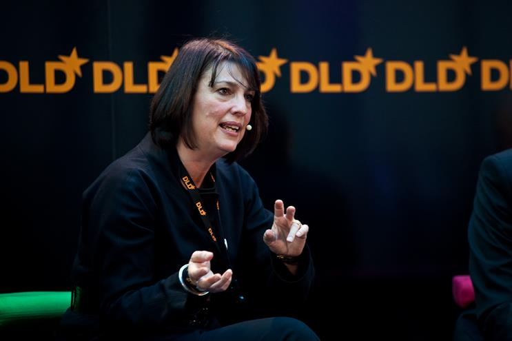 Carolyn McCall: became ITV chief executive this year