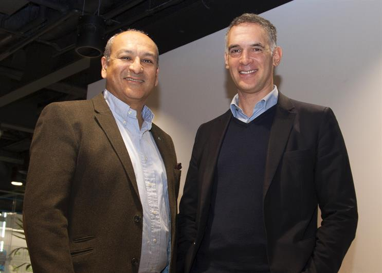 Sanjiv Gossain and James Freedman
