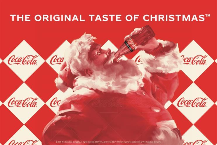 Coca-Cola: TV ad breaks this weekend