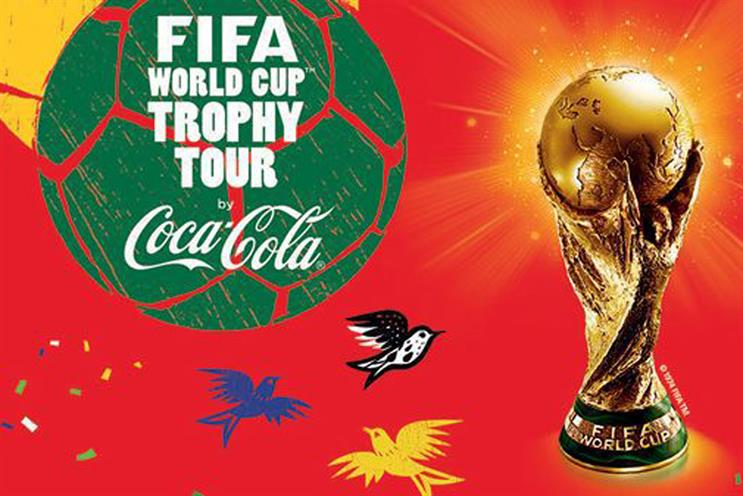 Brands have a better chance of connecting with World Cup fans away from TV