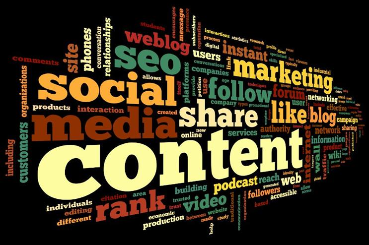 Gareth Dimelow questions whether content is still king