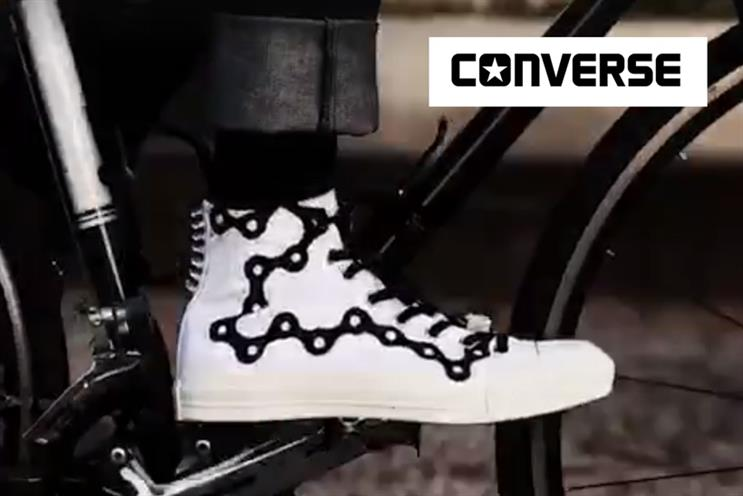 Converse shows what the future may look like