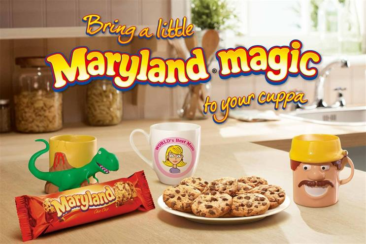 Maryland Cookies: Burton's Biscuits has appointed 101 as its ad agency