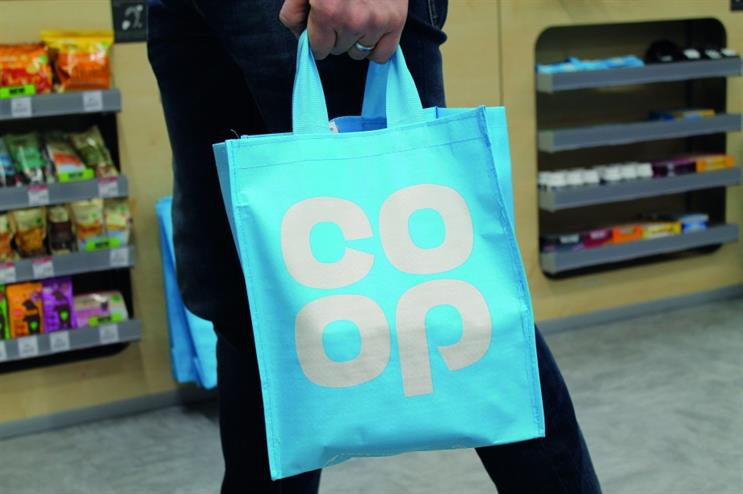 ID's first campaign for Co-op Food will be launched next month