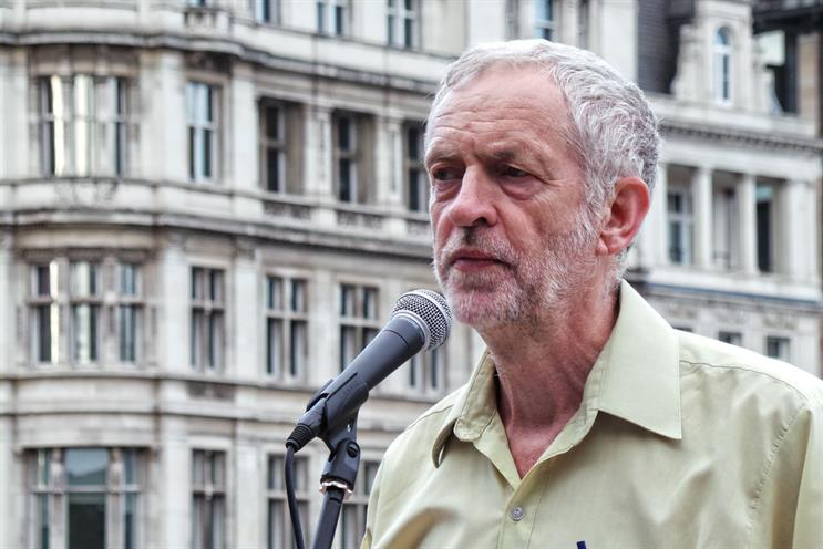 Jeremy Corbyn: was elected Labour Party leader this month (Garry Knight/Flickr)