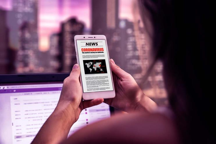 Digital advertisers shift sharply from sports and travel to news, hobbies