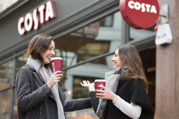 79a1d5a95c Coca-Cola buys  5.1bn Costa for  strong coffee platform