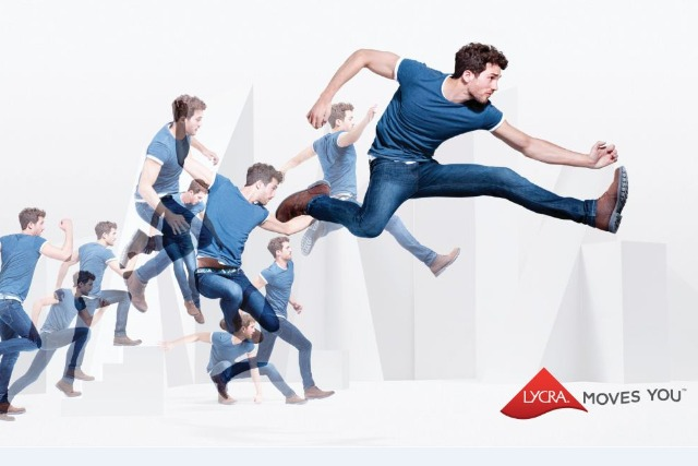 """Lycra: rolling out global """"moves you"""" campaign"""