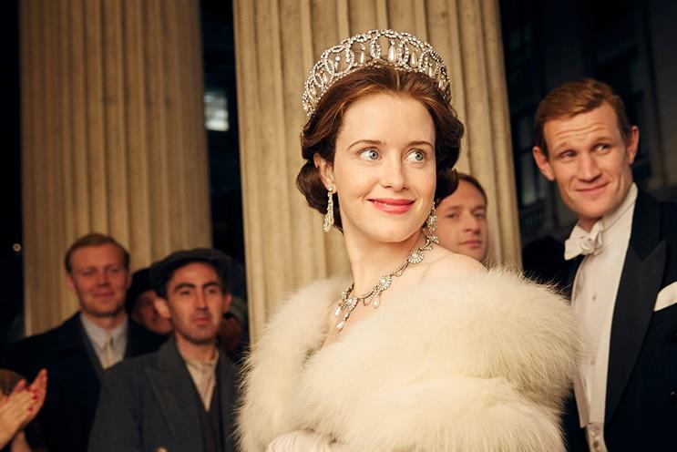 The Crown: Netflix show earned five Bafta nominations