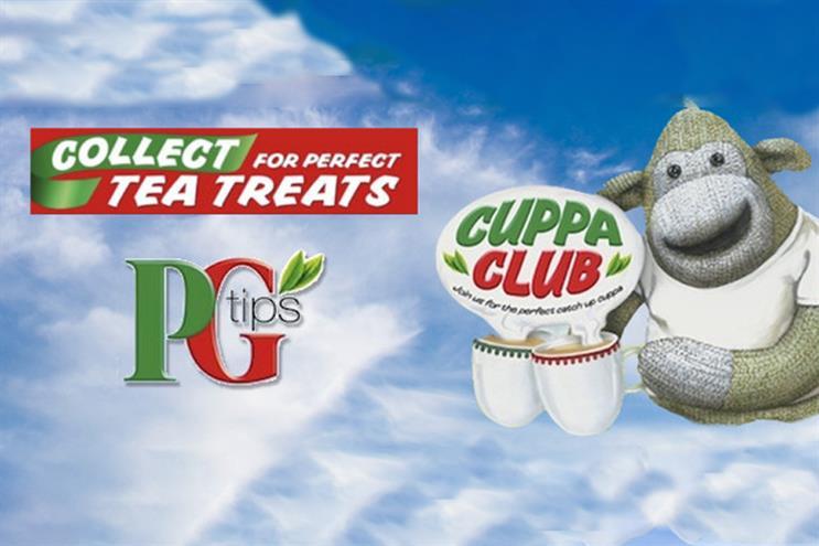 Unilever's PG Tips slapped on the wrist over loyalty scheme