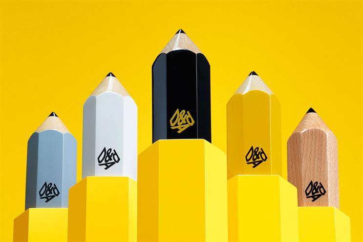D&AD: teams up with Gravity Road