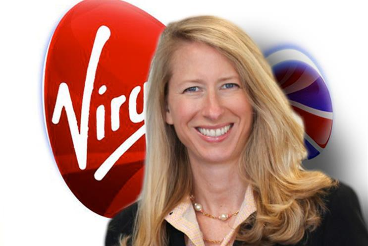 Dana Strong - Virgin Media COO to leave post